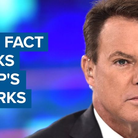 WATCH: Shepard Smith 'fact checks' President Donald Trump's remarks