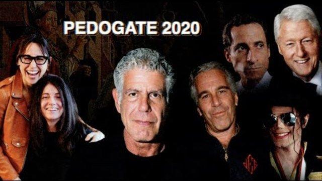 Pedogate 2020 | Part One | Mouthy Buddha