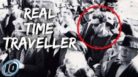 The Legend Of Time Traveler John Titor Might Actually Be True