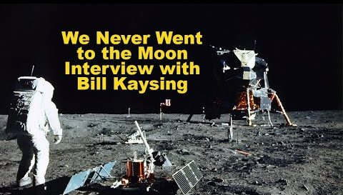 We Never Went to the Moon with Bill Kaysing