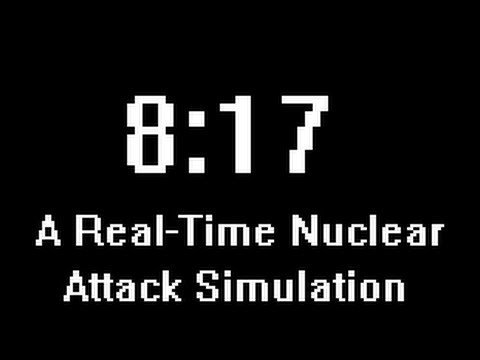 Nuclear Attack | Simulation