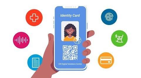 UN Announces Biometric Digital ID Wallet | Spiro Skouras