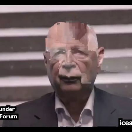 Klaus Schwab: Cyberattack Worse than COVID-19 Crisis | Ice Age Farmer