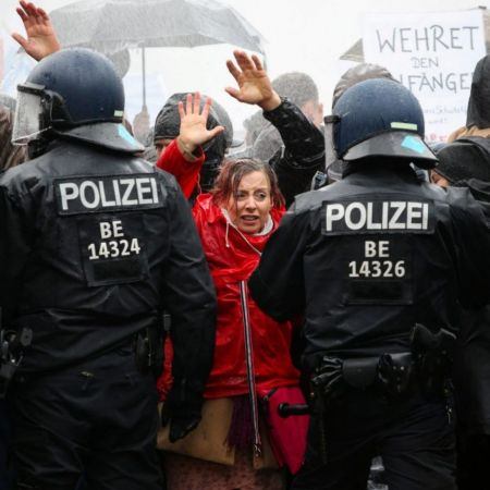 Anti-Lockdown Protests All Across Europe | OffGuardian