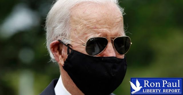 'Dark Winter' - Biden's Coming Lockdown | Liberty Report