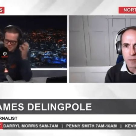 James Delingpole says 'The Great Reset' is Real   TalkRadio