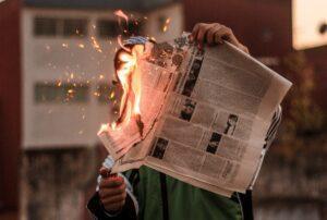 Matt Taibbi: Don't Trust The News | Zero Hedge