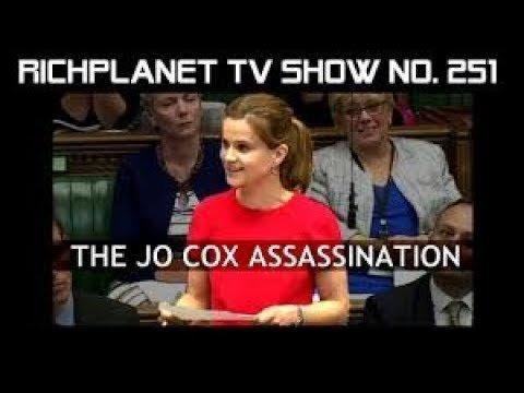 The Jo Cox Assassination - An Independent Investigation | Richard D Hall