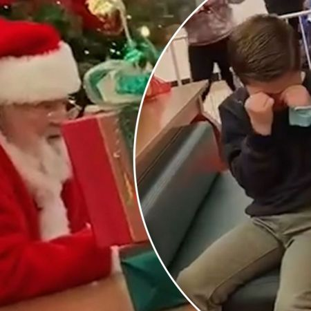 Leftist Santa Fired After Denying Texas Boy a Nerf Gun for Christmas | The RFAngle