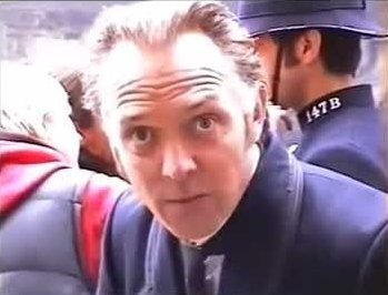 A Timely Reminder From Rik Mayall