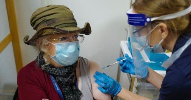 UK Rolls Out 'Resuscitation Facilities' at Corona Vaccine Centres | Breitbart