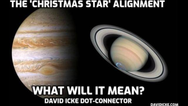 Icke Slams Vaxx Celebrities and Explains the 'Christmas Star' Conjunction   David Icke