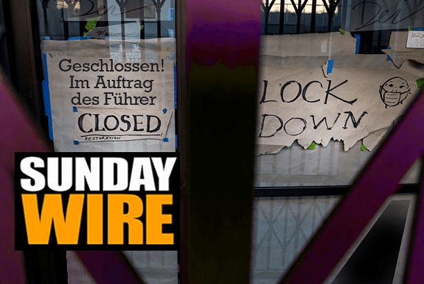 """THE AGENDA: """"A Controlled Demolition of the Economy to Prepare for an Economic, Socio, Geopolitical Reset"""" 