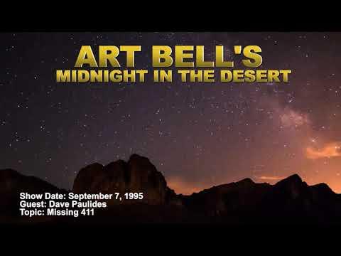 Art Bell - Dave Paulides - Missing 411