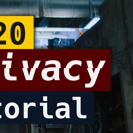 How to protect your online privacy in 2020 - Tutorial | The Hated One
