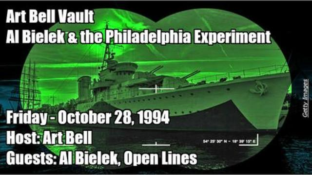 Art Bell - Al Bielek and the Philadelphia Experiment