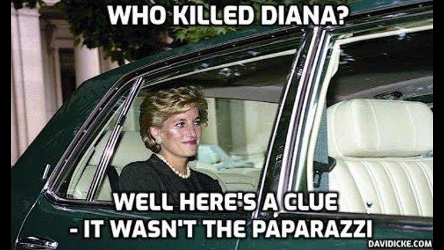 Who Killed Princess Diana | David Icke & Shaun Attwood