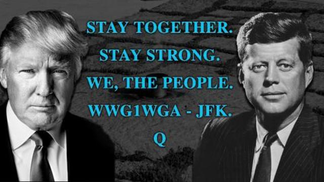 The End is Near | JFK and Q
