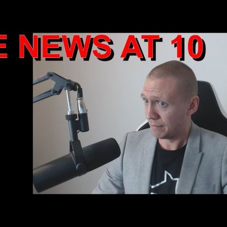 FAKE NEWS AT 10 | Alistair Williams