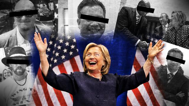 The Clinton Body Count   Jamie Dlux
