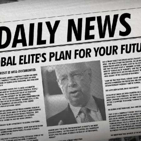 """""""What is the Great Reset?"""": A Blatant Propaganda Video by the World Economic Forum 