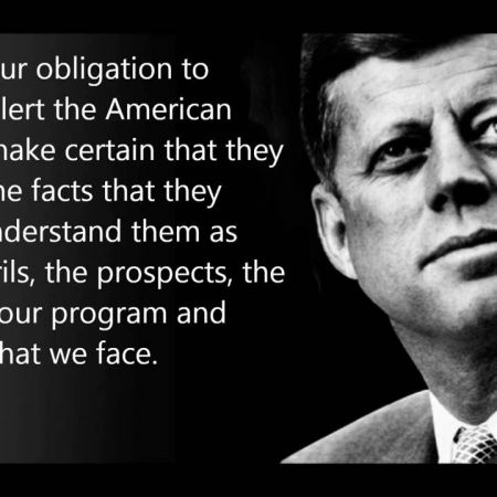 John Fitzgerald Kennedy | The Danger of Secret Societies