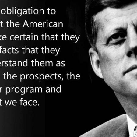 The Danger of Secret Societies | John Fitzgerald Kennedy