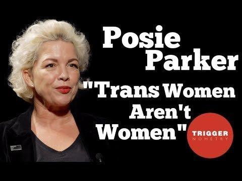 "Posie Parker: ""Trans Women Aren't Women"" | Triggernometry"