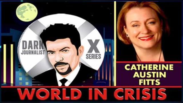 Dark Journalist and Catherine Austin Fitts   World In Crisis