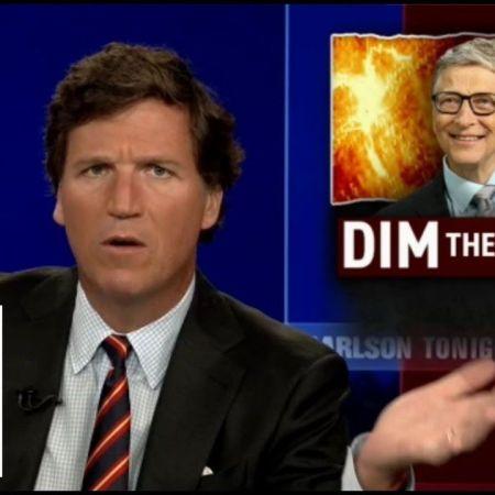 Bill Gates wants to 'dim the sun' - Tucker Carlson   Fox News