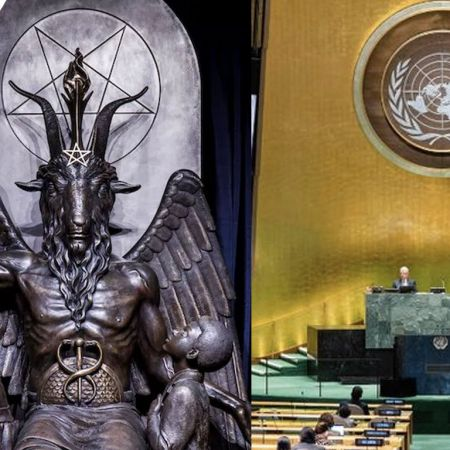 Lucifer and The United Nations | Hugo Talks