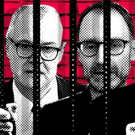 The Prosecution of Hancock, Whitty, Vallance and Ferguson | Good Vibrations