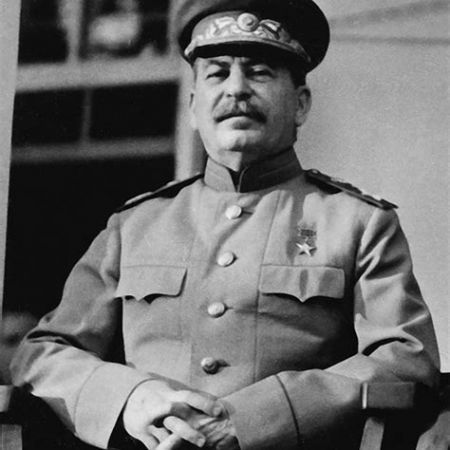 Monster: A Portrait Of Stalin In Blood