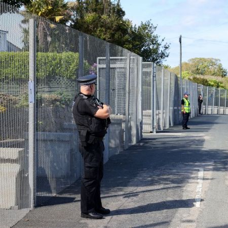 Cornwall Turned Into A Militarised Zone  | Cornwall Live