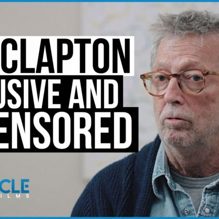 """Clapton: """"I Took The Jab and Lost The Use of My Hands for About Three Weeks"""" 