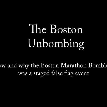 The Boston Unbombing   PlasmaBurns