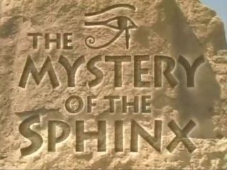 The Mystery of the Sphinx | John Anthony West
