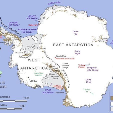 Antarctica: Alien Secrets Beneath The Ice | Linda Moulton Howe