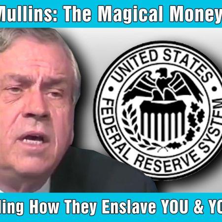 The New World Order   Eustace Mullins