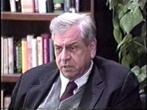 Eustace Mullins last interview
