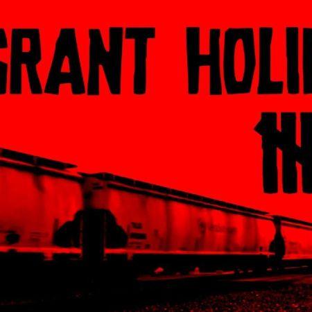 Vagrant Holiday V - Train Hopping | Vagrant Holiday