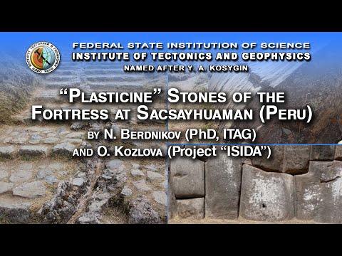 Plasticine Stones of Sacsayhuaman | N. Berdnikov, PhD