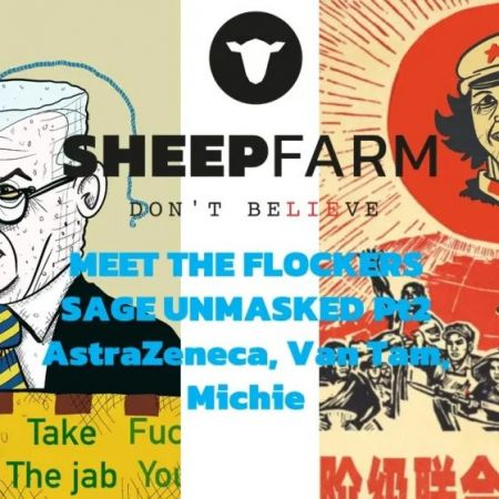 Sheep Farm 24 | Meet The Flockers | SAGE Unmaksed - Part 2 | Sheep Farm