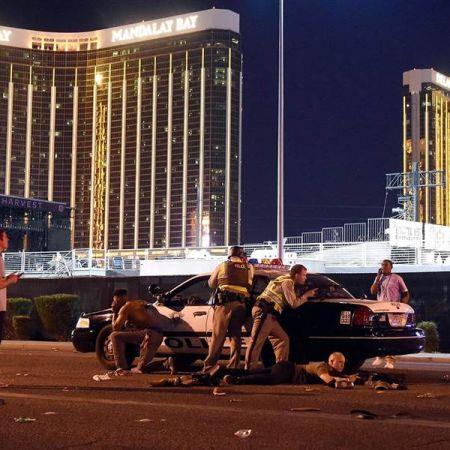 Las Vegas Shootings - A Compilation of Live Videos