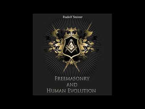 Freemasonry and Human Evolution   Rudolf Steiner
