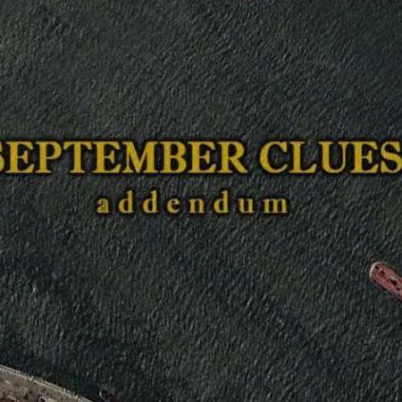 September Clues Addendum | Simon Shack