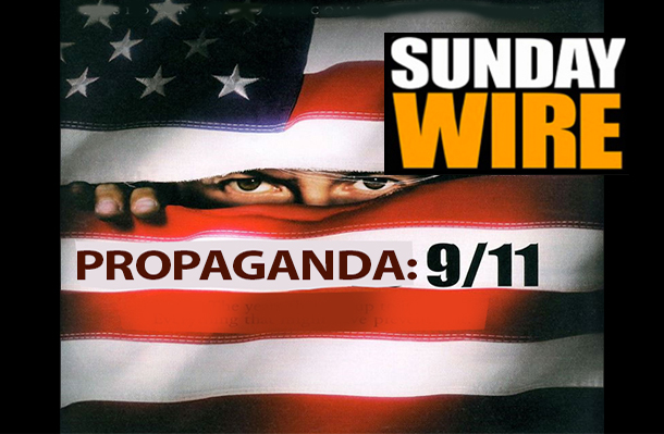 From 9/11 to COVID-19 with Piers Robinson | Sunday Wire