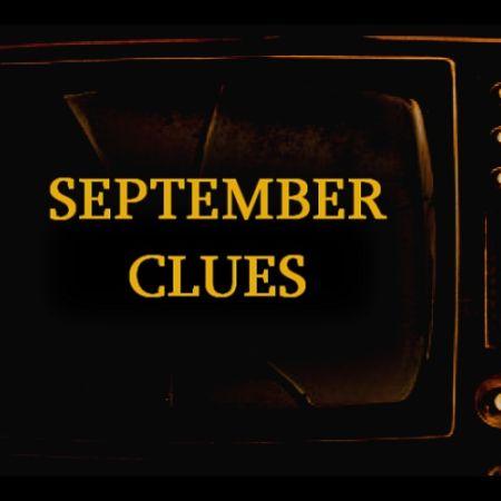 September Clues | Simon Shack