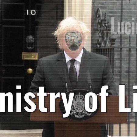 Lucid Divide 4 - Ministry of Lies | Alistair Skinner
