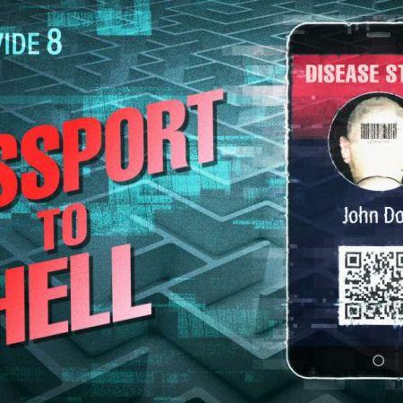 Lucid Divide 8 - Passport to Hell | Alistair Skinner